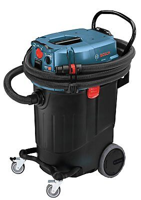 Bosch VAC140A 14-Gallon Airsweep Mobile Dust Extractor w/ Auto Filter Clean NEW