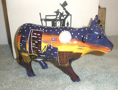 Cow Parade Figurine w/box - Estate Sale Item - Kows for Kids