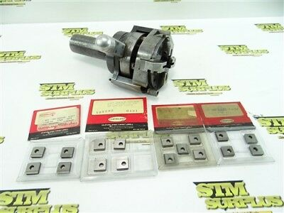 """H&g 1-1/4"""" Precision Die Head Style Dms Size 102 1-1/2"""" Shank + Chasers"""