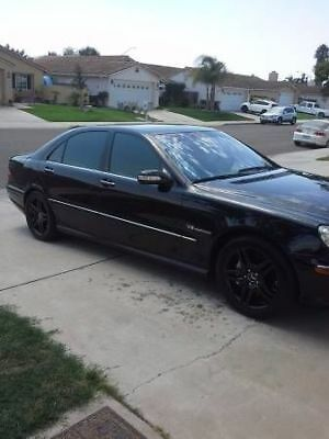 2003 Mercedes-Benz S-Class AMG S55 2003 MERCEDES-BENZ AMG S55 ☆ RARE! ☆ IMMACULATE! ☆ LOW MILES!☆ PRICE REDUCED!☆