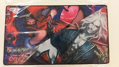 playmat force of will dracula/cappuccietto