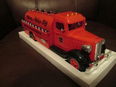 1993 Limited Edition Of 1930s Phillips 66 Truck Bank - Never Used In Box- (AF55)