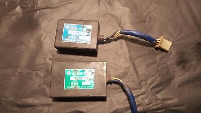84 Honda  VF-1000 Interceptor ignition ignitor CDI box setTESTED AND WORKING($$2