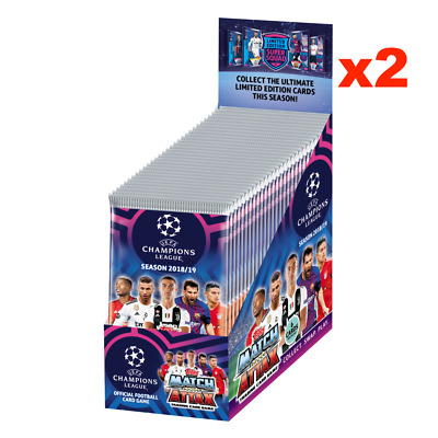 2017/18 UEFA Champions League Match Attax MOHAMED SALAH GOLD Card LE8G