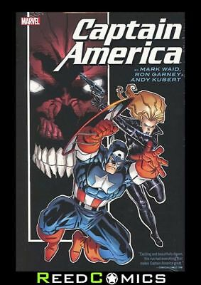 CAPTAIN AMERICA BY WAID AND GARNEY OMNIBUS HARDCOVER (1328 Pages) New Hardback