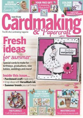 Cardmaking & Papercraft Issue 171 *FREE GIFT* - NEW