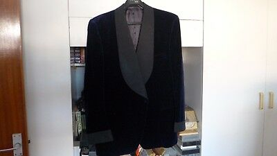 GENUINE SIMPSONS of PICADILLY MIDNIGHT BLUE TUXEDO / DINNER JACKET MINT CONDITIO