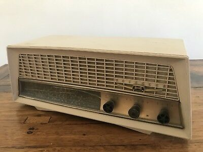 Kriesler 11-81 Retro Tube Radio 1959 Working