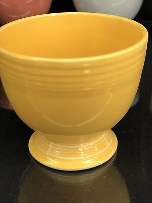 VINTAGE FIESTA WARE Egg Cup ~ Yellow