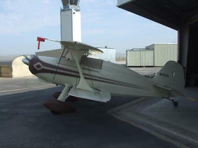 SA-100 Starduster Biplane Airplane &- comes with a  spare 0290 engine
