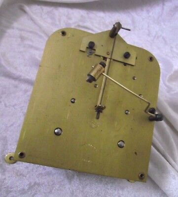 VINTAGE EMPIRE striking clock movement for spares/repairs