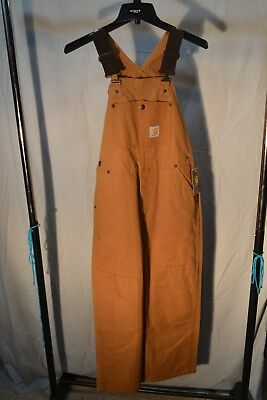 Carhartt Bib Overalls CM8609 CM8603 CM8601 Infants/Kids/Youth/Teenager Sizes NWT