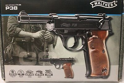 Walther P38  - CO2 Pistole