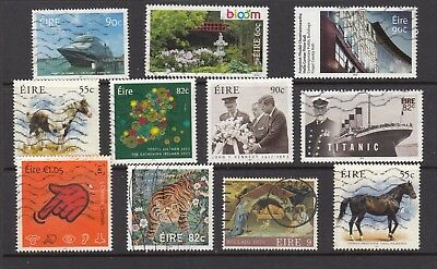 EIRE STAMPS USED   .Rfno.A599.