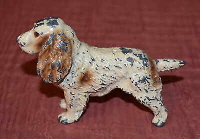 Large Diecast Dog Figure - free UK postage