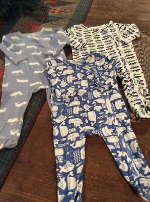 Nordstrom Baby Boys Sleepers...size 3-months