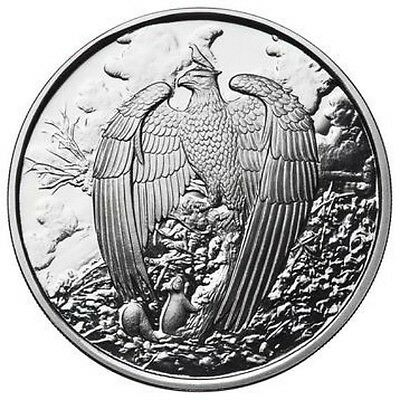 """NEW-2017 Great Eagle 1 OZ .999 FINE Silver Proof Round  """"Nordic Creatures"""""""