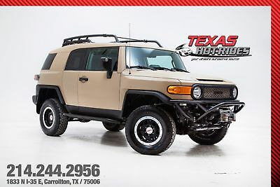 2010 Toyota FJ Cruiser Trail Teams Kevlar Lined With Many Upgrades 2010 Toyota FJ Cruiser Trail Teams Kevlar Lined With Many Upgrades! 4X4 4WD Auto