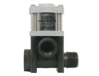 CountyLine Solenoid Electric Boom Valve (10 GPM, 100 PSI, 12V) - Ships Free!