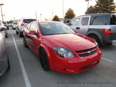 2006 Chevrolet Cobalt 2dr Coupe SS Supercharged 2dr Coupe SS Supercharged Manual Gasoline 2.0L 4 Cyl VICTORY RED