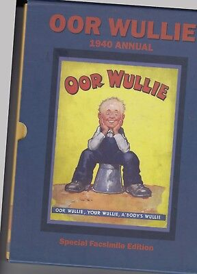 Oor Wullie - Leo Baxendale, DC THomson, the Broons