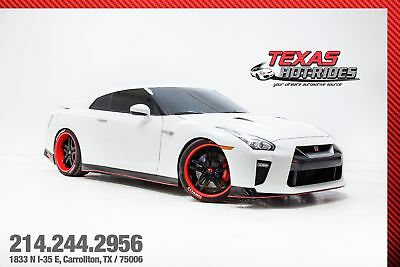 2017 Nissan GT-R Show Car With Many Upgrades 2017 Nissan GT-R Show Car With Many Upgrades! GTR Supercar! Twin Turbo! LOOK!