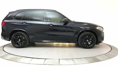 2016 BMW X5  4 dr SUV Automatic Gasoline 4.4L 8 Cyl Carbon Black Metallic