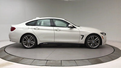 2018 BMW 4-Series 440i Gran Coupe 440i Gran Coupe 4 Series New 4 dr Automatic Gasoline 3.0L STRAIGHT 6 Cyl Alpine