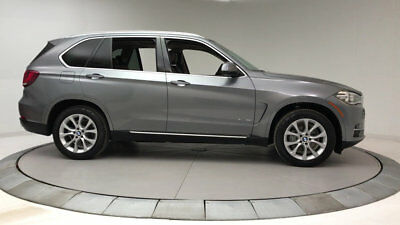 2015 BMW X5 xDrive35i xDrive35i 4 dr Automatic Gasoline 3.0L I6 DOHC 24V Space Gray Metallic