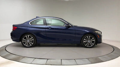 2018 BMW 2 Series 230i 230i 2 Series New 2 dr Coupe Automatic Gasoline 2.0L 4 Cyl Mediterranean Blue Me