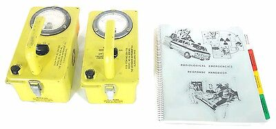 Radiological Survey Meters Models A1 and A3