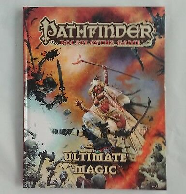 Pathfinder Roleplaying Game : Ultimate Magic by Jason Bulmahn and Paizo Inc. St…