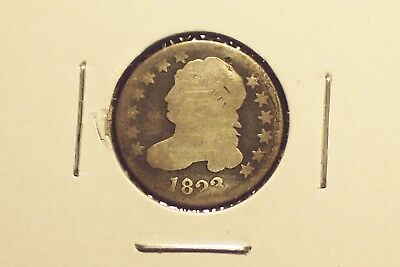 1823 Early Bust Dime