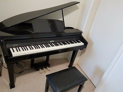 Baby Grand Digital Piano 88 note hammer action