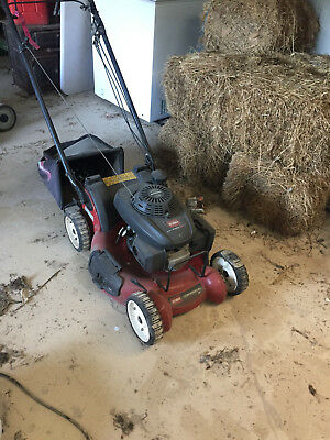 "Toro commercial 21"" selfpropelled mower"