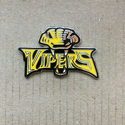 Newcastle Vipers Pin Badge