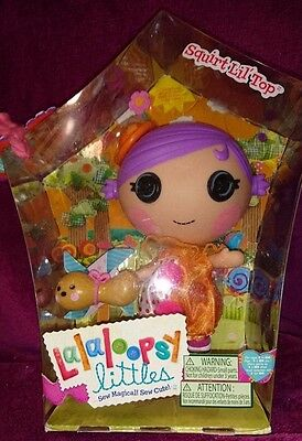 Lalaloopsy littles Squirt Lil´ Top