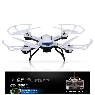 JJRC H12C 2.4GHz 4CH 6 Axis RC Quadcopter Gyro Drone Helicopter with HD Camera