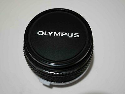 Olympus OM 24mm F2.8 Wide-Angle Lens.
