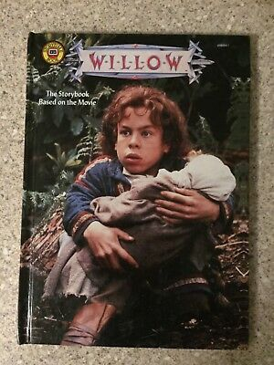 Storytime Book - Willow - The Storybook Based On The Movie