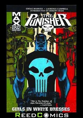 PUNISHER MAX VOLUME 11 GIRLS IN WHITE DRESSES GRAPHIC NOVEL Collect (2004) 61-65