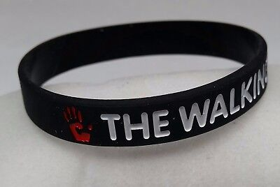 The Walking Dead Silicon Armband *NEU* *Blitzversand*