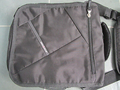 SWISS GEAR Wenger Small Laptop Case Messenger/Shoulder Bag RFID Protection NEW