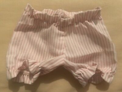 "Amazing Babies 14"" Interactive Talking Baby Pink Bloomers Panties Clothing 2000"