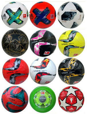 Adidas Torfabrik Bundesliga Telstar Wm Glider Fussball Trainingsbälle Ball Mix