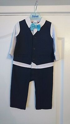 Ted Baker baby boy 6-9 months suit