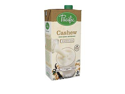 Fair Trade Made With Organic Cashew Vanilla, 32 oz Pack of 6