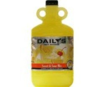 Dailys Sweet and Sour Cocktail Mix 4lb