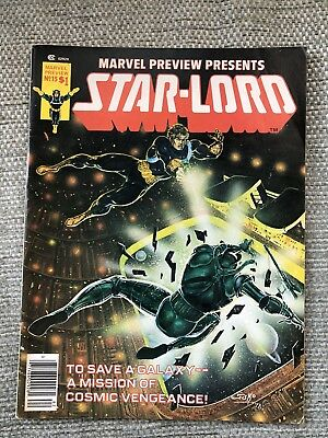 Marvel Preview Issue 15 Presents - Star-Lord