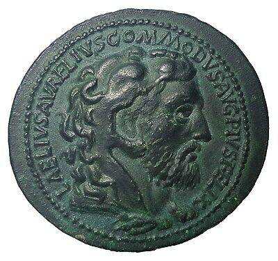 Commodus, AE medallion 46mm / 49.3grms